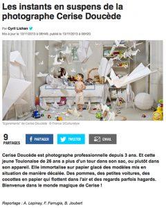 Reportage FRANCE TÉLÉ CULTUREBOX. Vidéo reportage de France 3 Lorraine et PACA.