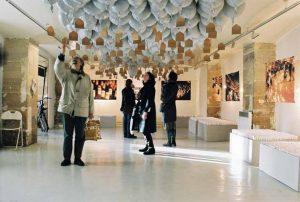 WISHES personnal exhibition – Saint Eustache Paris