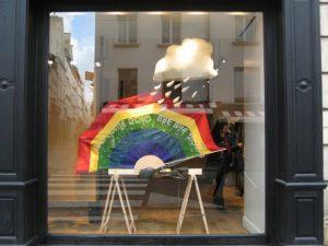 Rainbow, Paris.