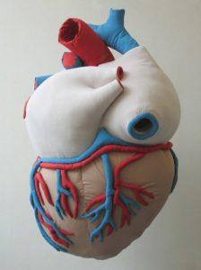 """2007 – """"Heart"""" – Création, Paris."""
