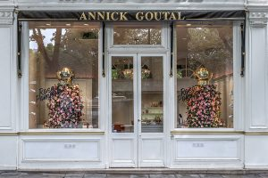 Annick Goutal calls on Soline d'Aboville again as the Rose Pompon family grows bigger in 2017, adding a new range of limited edition products to its care collection. Photo © Géraldine Bruneel.