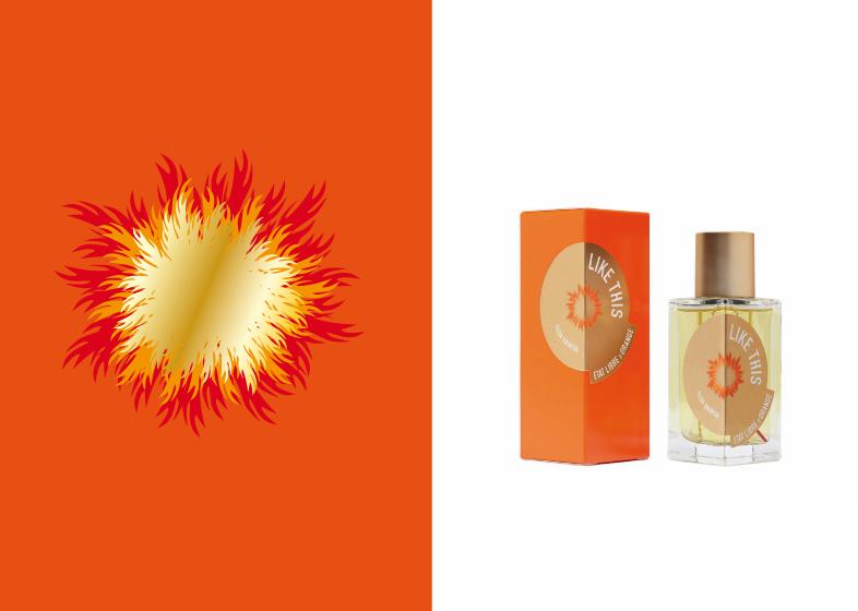 Tilda Swinton a rêvé d'un parfum. Un parfum chaud, attisé par le gingembre. Elle a dit « je veux un parfum cozy». Ce parfum est son offrande, très inspirée par un poème de Rumi LIKE THIS.