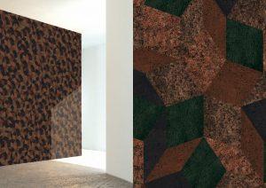 Papier peint «Like cork», Collection Wood, 2011