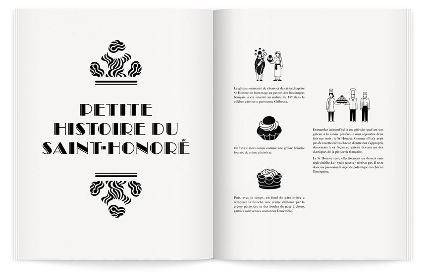 Cette année, le savoureux livret fait la part belle aux pâtissiers du Moyen-Orient et d'Asie qui réinventent le célèbre dessert à leurs saveurs.