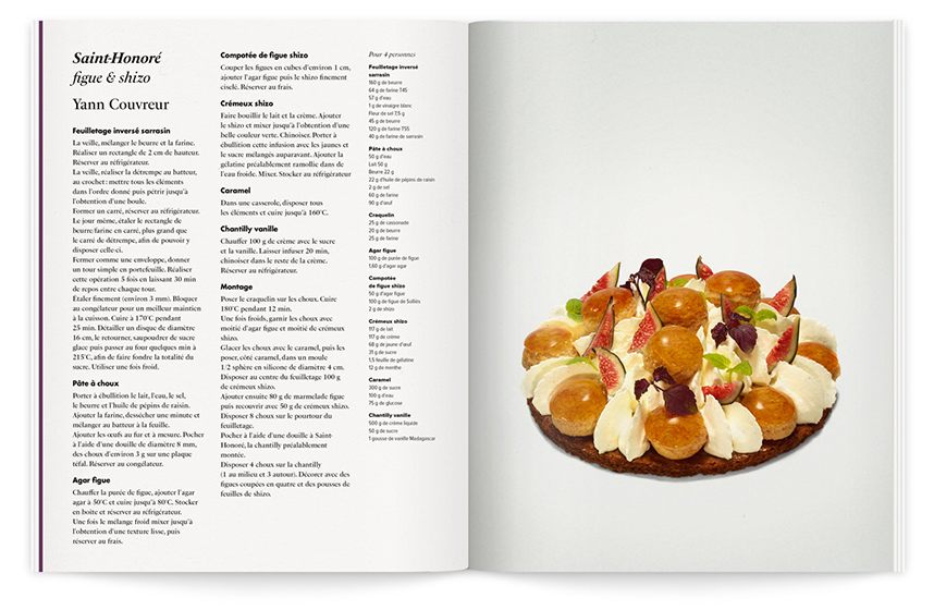 «La Crème de la crème : European cream and pastries» 3.