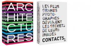 Coffret Architectures – Arte éditions – Direction artistique