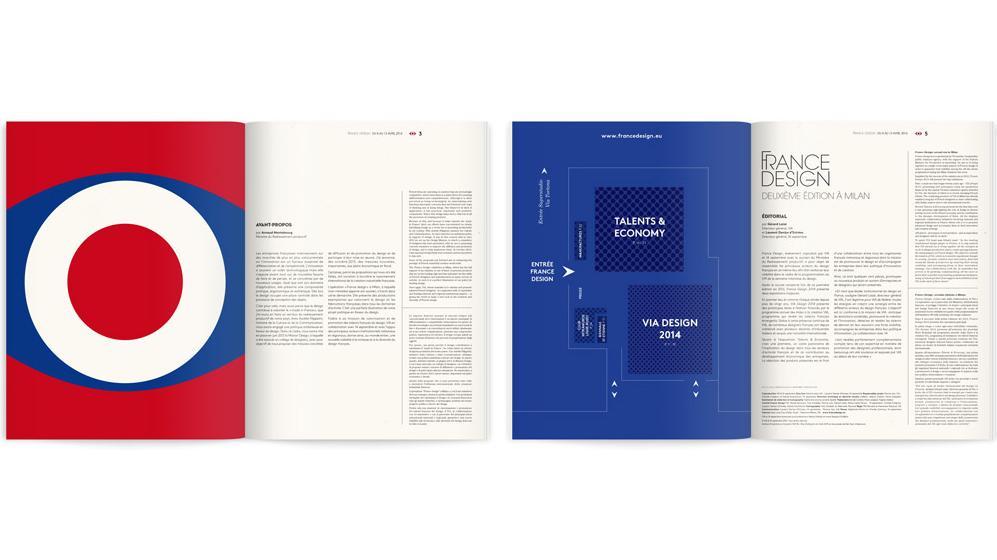 France Design – Identité visuelle