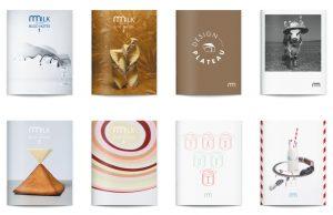 Milk Factory – Direction artistique des Éditions Bloc-notes