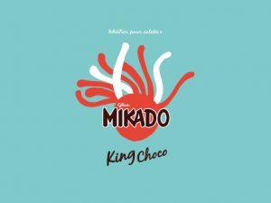 Mikado King Choco et Colette – Coffret Édition Limitée