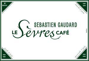 <p>Dans le cadre du Festival de design D'Days 2015, Yves Mirande et Fabien Vallerian, les deux curateurs de l'éphémère Sèvres Café Sébastien Gaudard se sont naturellement tournés vers Ich & Kar pour une identité visuelle forte. </p>