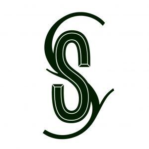 <p>Pour conjuguer les deux univers et les deux temporalités, Ich&Kar dessine aussi un monogramme conjuguant les deux «S»</p>