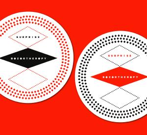 Boutique Bazartherapy – identité visuelle