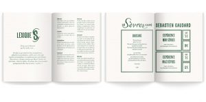 Sèvres Café – Identité visuelle