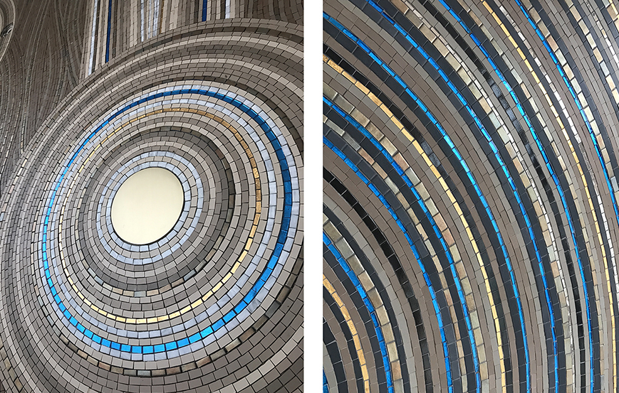 Création architecturale d'intérieur, 2017.