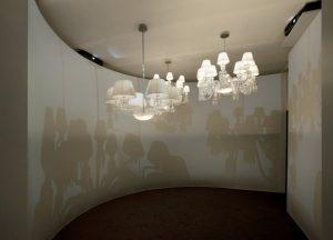 2011 – BaccaraT – baccarat highlights – palazzo Morando – euroluce – Milan. Salon International du Meuble – Baccarat Highlights – Palazzo Morando – Euroluce, Créations d'Arik Levy