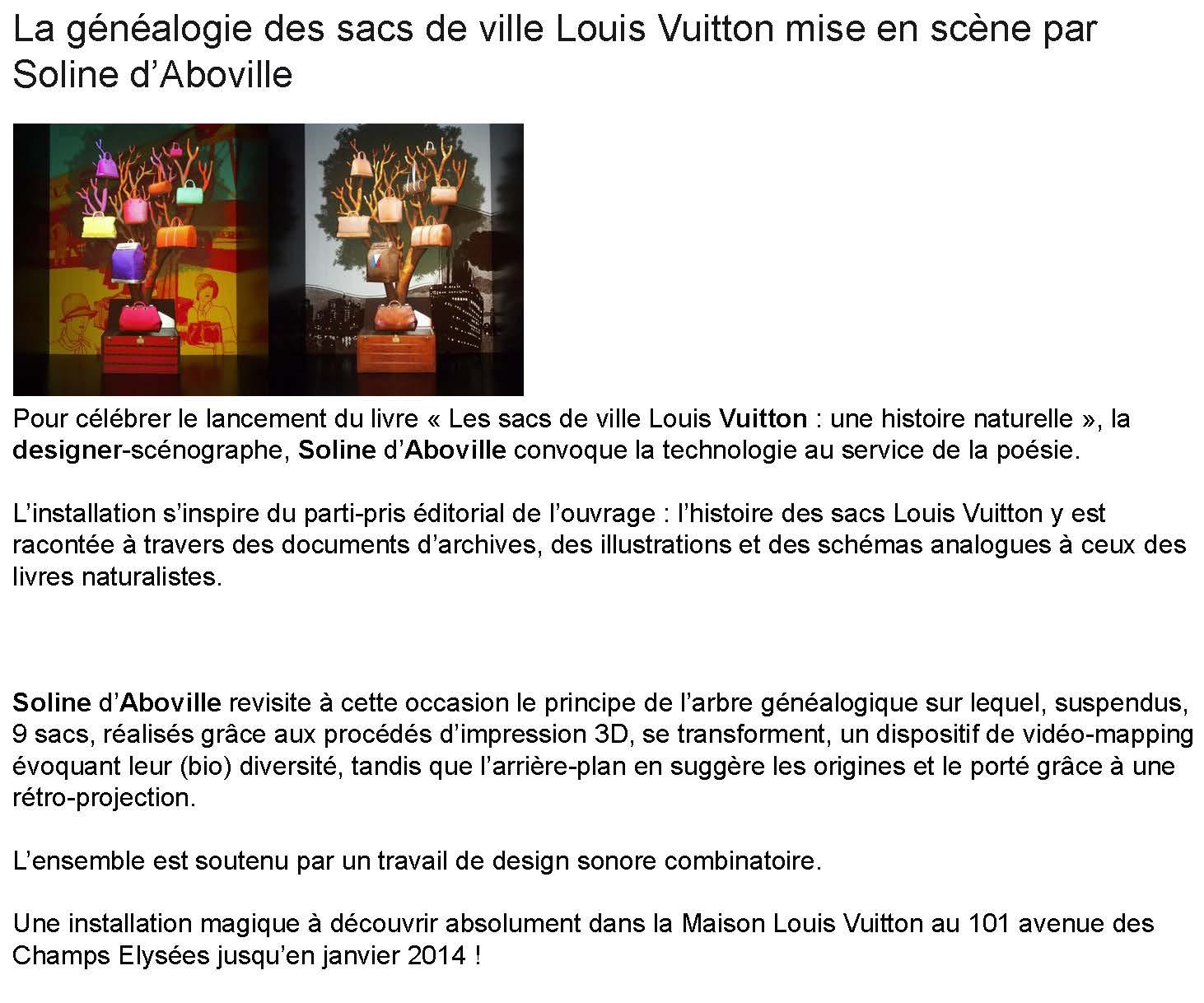 Info Luxe, Dec 2013