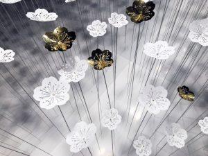 Décembre 2017 – Procédés Chénel – Jardin d'Hiver – Scénographie et installation au showroom de Vanves.