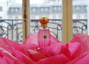 Décembre 2015 – Annick Goutal – rose pompon – Lancement presse, Paris.