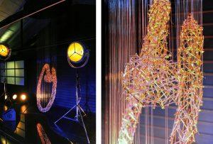 Avril 2017 – CARTIER – Une exposition exclusive fut organisée au Salone del Mobile à Milan, intitulée «When the ordinary becomes precious». L'exposition du Clou se prolonge dans la boutique Via Montenapoleone à Milan jusqu'à la fin du mois de Mai 2017.