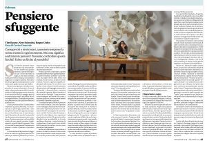 Magazine INTERNAZIONALE – Italy.