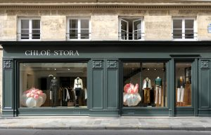 In September 2018, Emilie Faïf continued her work on the blown air and developped a serie of wind sculptures of great dimensions for the stylist Chloe Stora to be settled inside the Saint Sulpice Windows.