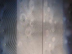 """Installation pour l'exposition """"Matière à retro-projeter"""" – Galerie des enfants, Centre Georges Pompidou, Paris – Février Mars 2009"""