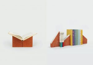 Book end.