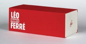 """Box set """"Léo Ferré, L'Intégrale"""" – Artistic direction."""