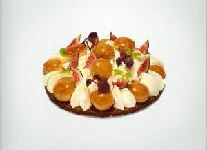 """""""La Crème de la crème : European cream and pastries »is placed under the sign of the Saint-Honoré !"""
