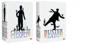 "Box set ""Charlie Chaplin & Buster Keaton"", Arte Editions – Artistic direction."