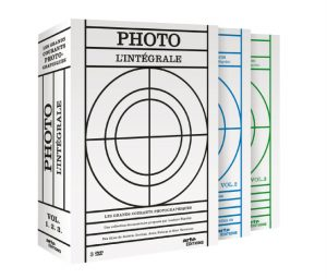 "Box set ""Photo L'Intégrale"" – Arte Editions – Artistic direction."
