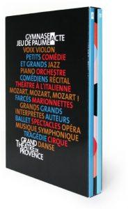 Trois Théâtres – Artistic direction.
