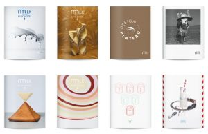 Milk Factory – Artistic direction for Bloc-notes Editions.