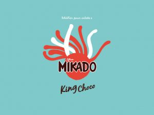 Mikado King Choco for COLETTE Pop-up store – Limited edition box