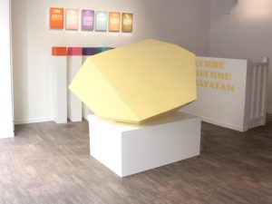 "Scenography and communication of the exhibition "" Butter, Butter, Butter "" – Milk Factory"