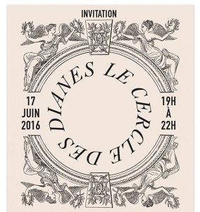 The Cercle des Dianes federates many galleries situated Paris Riva Gauche as well as institutions that promote the pleasure of beautiful and good thins. On this occasion, the new president Alexandre Patti wished to innovate and placed the 2016 Edition of this event under the sign of femininity with an annual theme called « Women »