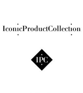 Ich&Kar signed the logo and visual identity of IconicProductCollection, object design studio created by Bénédicte Colpin and Tomas Erel.