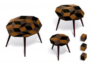 Ich&Kar – Penrose tables.