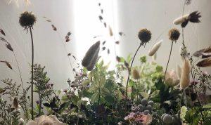 Marianne Guedin, vegetal scenography, October 2020, Cartier, Shanghai