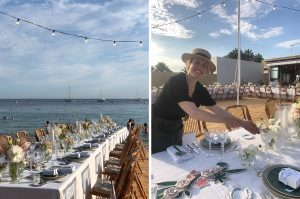 Marianne Guedin, vegetal scenography, Festival de Cannes 2021.