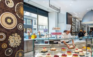 Le Bon Marché – The Bakery.