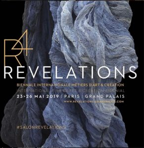"May 2019. Initiated by Ateliers d'Art de France since 2013, Révélations is the international fine craft and creation appointment not to be missed. For its 4th edition, Révélations, takes place at the Grand Palais in Paris from 23rd to 26th May 2019. On Saturday 25th May, the Auction House Drouot Estimations, Côme Remy, 20th Century arts & crafts expert, and Charlotte du Vivier-Lebrun, consultant for contemporary ceramic, will present the ""Material & Manner"" auction, dedicated to contemporary decorative arts."