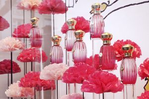 December 2015 – Annick Goutal – rose pompon – Lancement presse, paris.