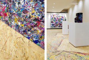 2017 – Exhibition from June the 27 th to October the 30th 2017, 8 rue de de la Richonne, Cognac.