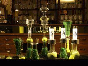 Diptyque – Hourglass international windows, Paris