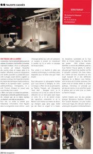 NDA Magazine, Sept 2013