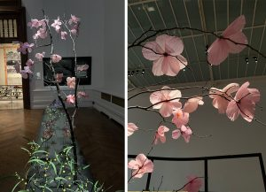 """William Amor, upcycling artist, exhibition at Mobilier National, May-June 2021. The exhibition """"Matières à l'oeuvre, Matière à penser, Manière de faire"""" is extended and will open its doors to the public from May 19 to June 6."""