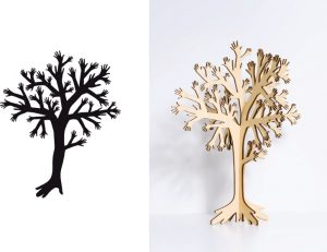 Porte bijou « My Tree » pour Domestic