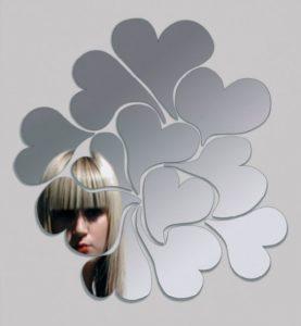 Miroir «I love me»