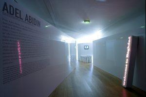 Scénographie, signalétique et graphisme de l'exposition » Orients sans frontières » – Espace culturel Louis Vuitton